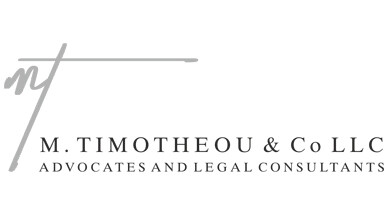 Timotheou Law Logo