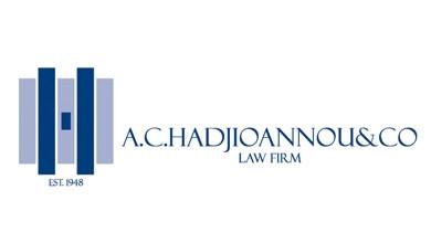 Hadjioannou Law Logo